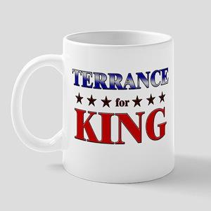 TERRANCE for king Mug