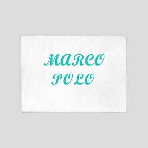 Marco Polo 5'x7'Area Rug