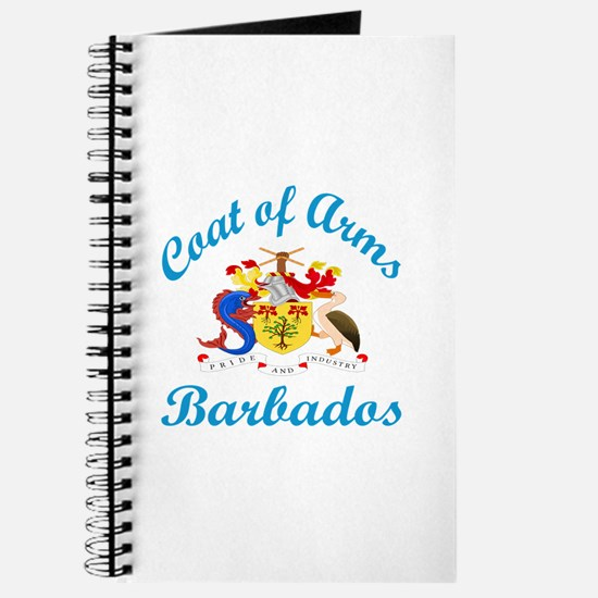 Coat Of Arms Barbados Country Designs Journal