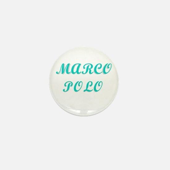 Marco Polo Mini Button
