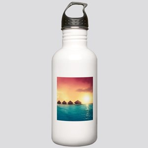 Ocean Bungalows Stainless Water Bottle 1.0L