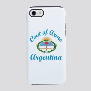 Coat Of Arms Argentina Count iPhone 8/7 Tough Case