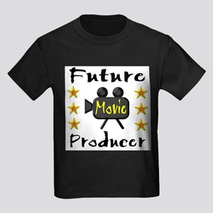 Movie Producer Ash Grey T-Shirt