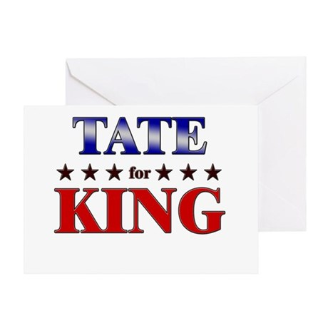 TATE for king Greeting Card
