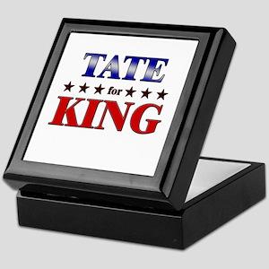 TATE for king Keepsake Box