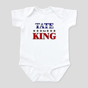 TATE for king Infant Bodysuit