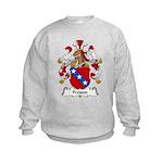 Freund Family Crest Kids Sweatshirt