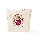 Freund Family Crest Tote Bag