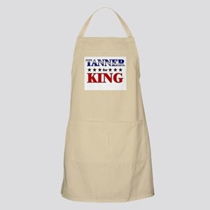 TANNER for king BBQ Apron