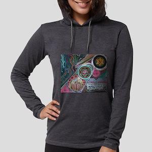 Shema Womens Hooded Shirt