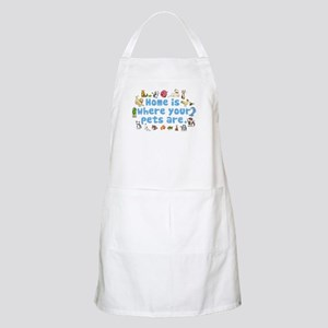 Home Is BBQ Apron
