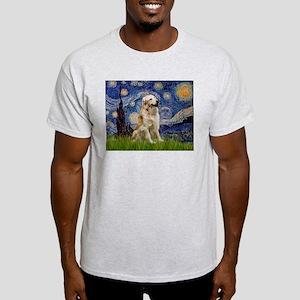 Starry / Golden (B) Light T-Shirt