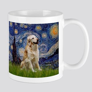 Starry / Golden (B) Mug