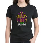 Felden Family Crest Women's Dark T-Shirt
