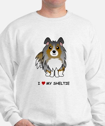 Blue Merle Sheltie Jumper