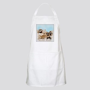 Westies Rock BBQ Apron