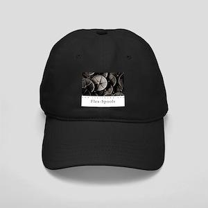 Flex Spools Black Cap