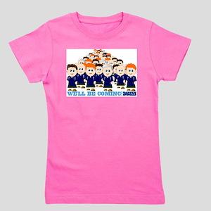 Tartan Specials Ash Grey T-Shirt