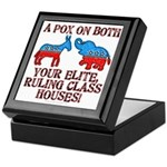A Pox on Both... Keepsake Box