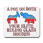 A Pox on Both... Mousepad