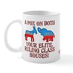 A Pox on Both... Mug