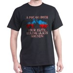 A Pox on Both... Dark T-Shirt
