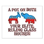 A Pox on Both... Small Poster