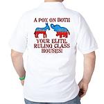 A Pox on Both... Golf Shirt