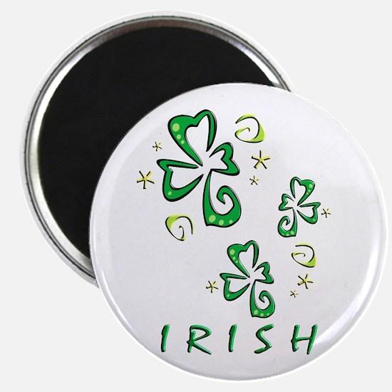 Irish Clover Magnet