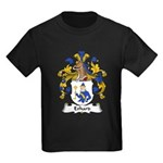 Erhard Family Crest Kids Dark T-Shirt