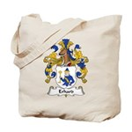 Erhard Family Crest Tote Bag
