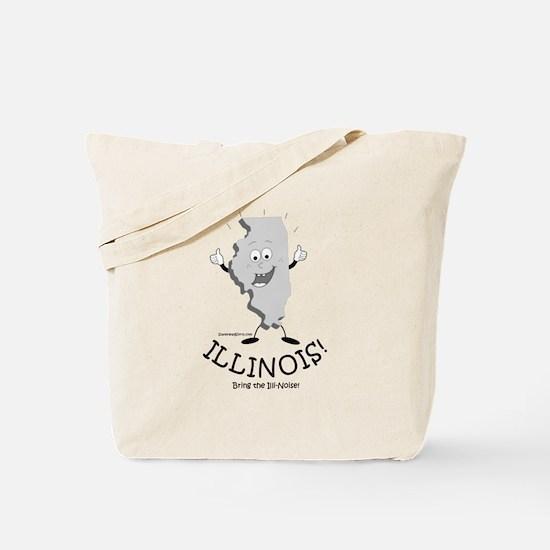 Cute Louis Tote Bag