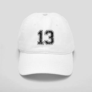 Retro 13 Number Cap