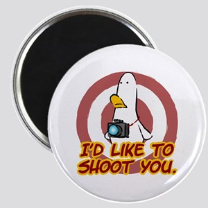 WTD: I'd like to shoot you Magnet