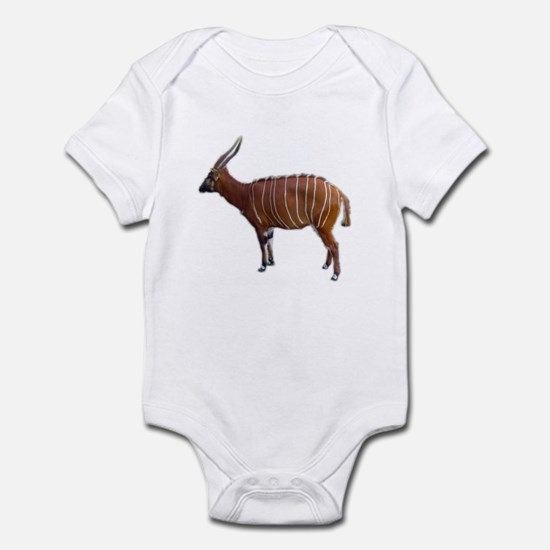 bongo cutout Infant Bodysuit