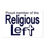 Postcards (Package of 8) - Proud member of the Re