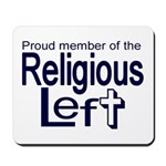Mousepad - Proud Member of the Religious Left