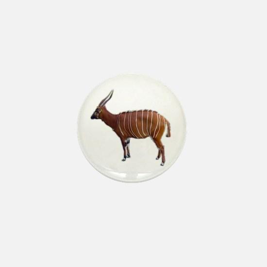 bongo cutout Mini Button