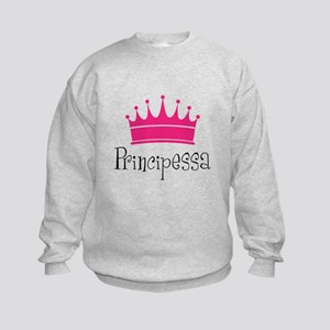 princess Kids Sweatshirt