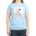 I Heart My Uncle Women's Light T-Shirt