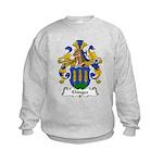 Ehinger Family Crest Kids Sweatshirt