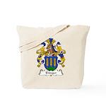 Ehinger Family Crest Tote Bag