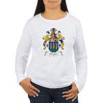 Ehinger Family Crest Women's Long Sleeve T-Shirt