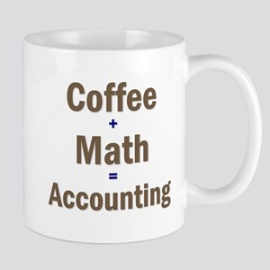 Coffee + Math = Accounting Mug