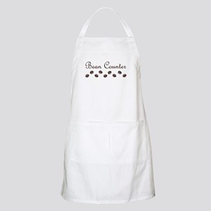 Bean Counter Coffee Beans BBQ Apron