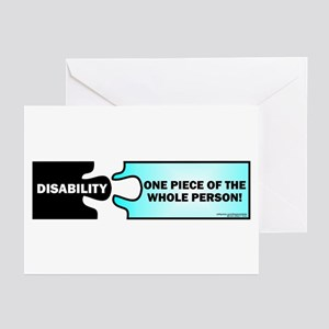 """""""One Piece"""" Greeting Cards (Pk of 10)"""