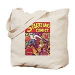 1st Appearance Fighting Yank Tote Bag