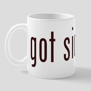 got sidecar? Mug