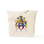 Eck Family Crest Tote Bag