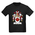 Eberstein Family Crest Kids Dark T-Shirt